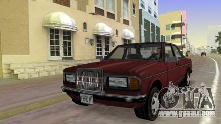 Re Admiral for GTA Vice City