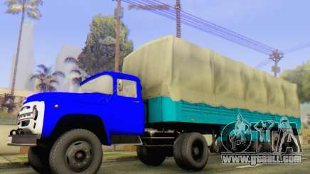 Semi-ZIL V for GTA San Andreas