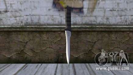 Knife from Resident Evil 6 v2 for GTA San Andreas