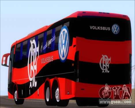 Busscar Elegance 360 C.R.F Flamengo for GTA San Andreas