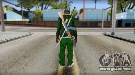 New CJ v5 for GTA San Andreas second screenshot