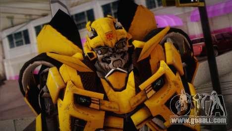 Bumblebee TF2 for GTA San Andreas third screenshot