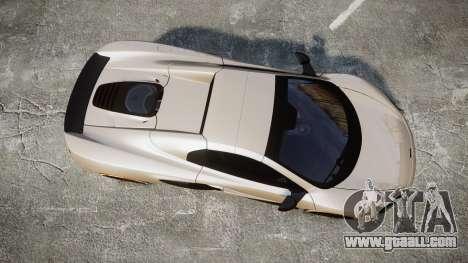 McLaren 650S Spider 2014 [EPM] Bridgestone v1 for GTA 4 right view
