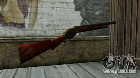 M1887 from PointBlank v3 for GTA San Andreas second screenshot
