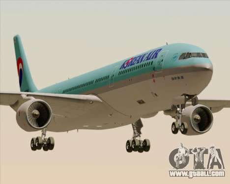 Airbus A330-300 Korean Air for GTA San Andreas