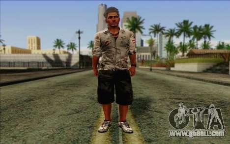 Keith Ramsey v2 for GTA San Andreas