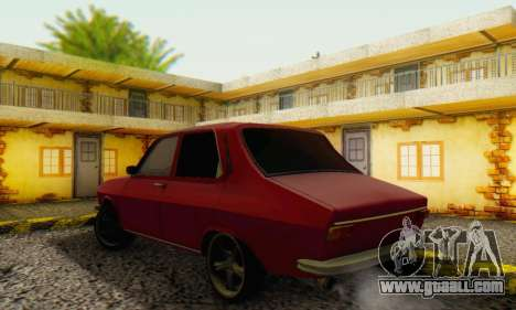 Dacia 1300 Stock 1979 for GTA San Andreas right view
