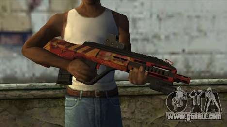 AUG A3 from PointBlank v4 for GTA San Andreas third screenshot