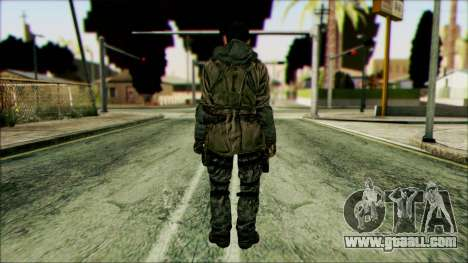 Fighter (PLA) v2 for GTA San Andreas second screenshot