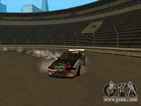 Nissan Skyline R32 Badass for GTA San Andreas