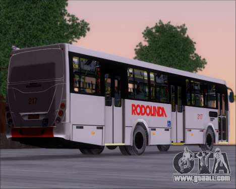 Marcopolo Torino G7 2007 - Volksbus 17-230 EOD for GTA San Andreas right view