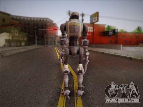 Mouser Human for GTA San Andreas second screenshot