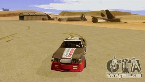 Bright ENB Series v0.1b By McSila for GTA San Andreas second screenshot