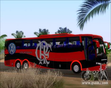 Busscar Elegance 360 C.R.F Flamengo for GTA San Andreas engine