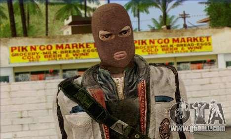 Arctic Avenger (Tactical Intervention) v2 for GTA San Andreas third screenshot