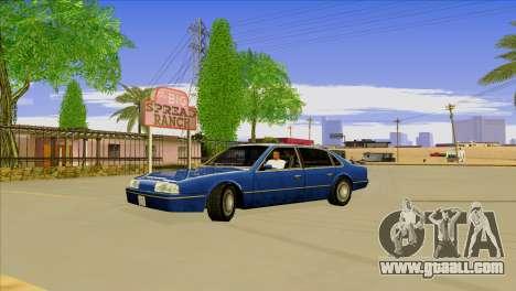 Bright ENB Series v0.1b By McSila for GTA San Andreas third screenshot