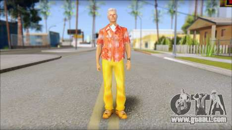 Doc with No Glasses 2015 for GTA San Andreas