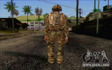 British soldiers (ArmA II: BAF) v3 for GTA San Andreas second screenshot