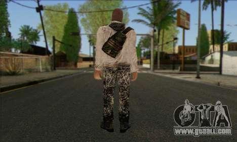Arctic Avenger (Tactical Intervention) v2 for GTA San Andreas second screenshot