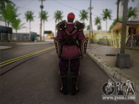 Foot Soldier Elite v2 for GTA San Andreas second screenshot