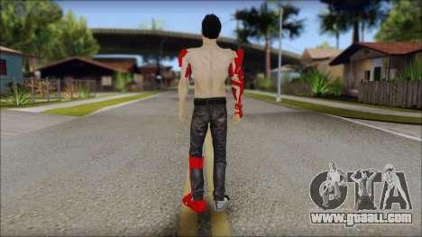 Stark Meshmod for GTA San Andreas second screenshot