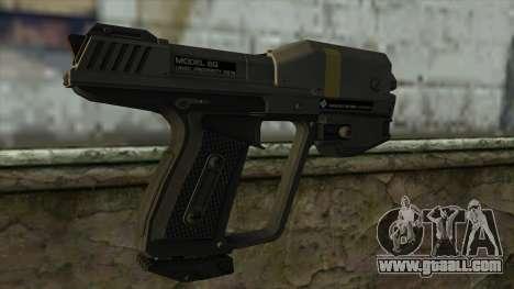 Halo Reach M6G Magnum for GTA San Andreas second screenshot