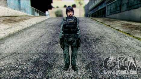 Fighter (PLA) v4 for GTA San Andreas