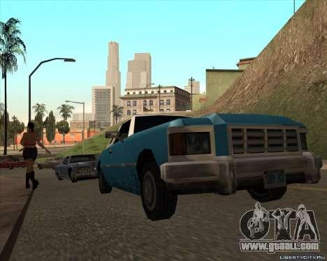Idaho for GTA San Andreas