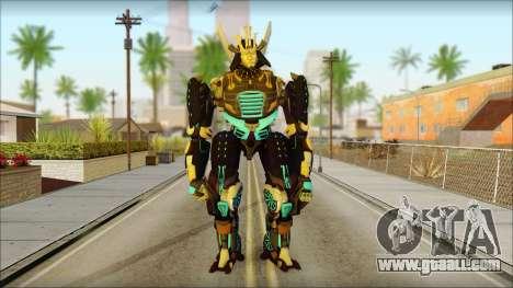 Дрифт (Transformers: Rise of the Dark Spark) for GTA San Andreas