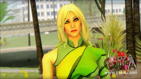 Vertigo Deadpool The Game Cable for GTA San Andreas third screenshot