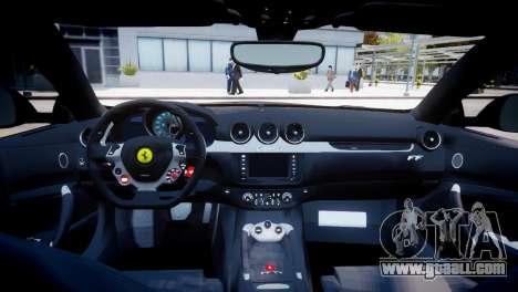 Ferrari FF for GTA 4 right view