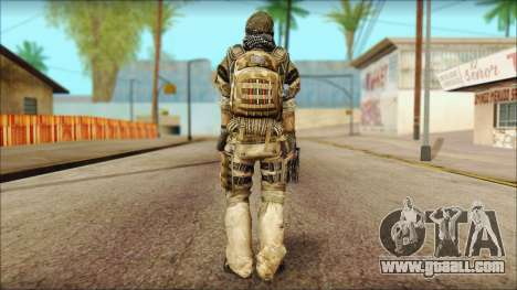 Veteran (AVA) v1 for GTA San Andreas second screenshot