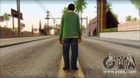 GTA 5 Ped 11 for GTA San Andreas second screenshot