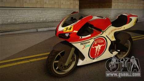 Bati RR 801 for GTA San Andreas