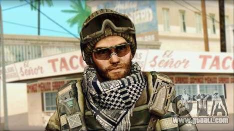Veteran (AVA) v1 for GTA San Andreas third screenshot