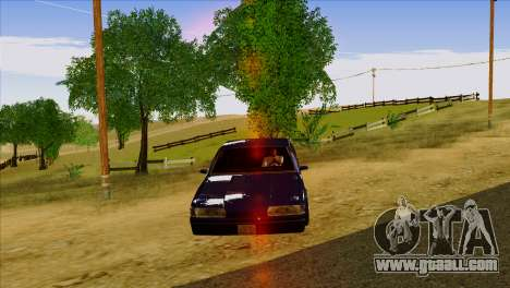 Bright ENB Series v0.1b By McSila for GTA San Andreas sixth screenshot