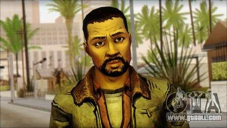 Lee Everett for GTA San Andreas third screenshot