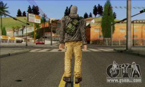 Arctic Avenger (Tactical Intervention) v1 for GTA San Andreas second screenshot