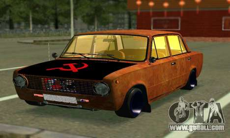 VAZ 2101 Rat-look for GTA San Andreas