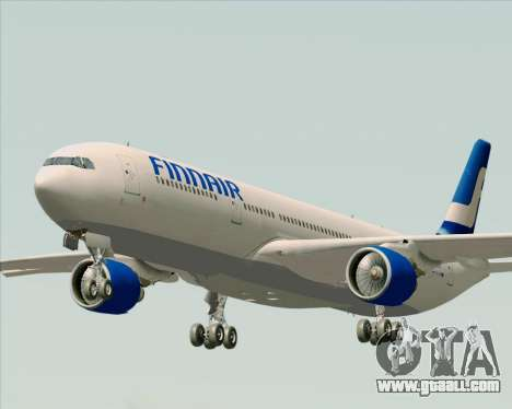 Airbus A330-300 Finnair (Old Livery) for GTA San Andreas