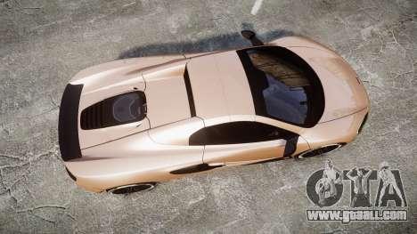 McLaren 650S Spider 2014 [EPM] Pirelli v1 for GTA 4 right view