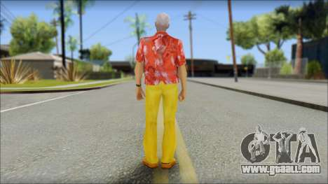Doc with No Glasses 2015 for GTA San Andreas second screenshot