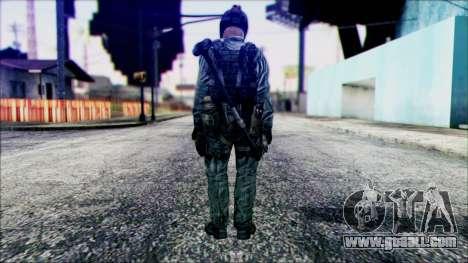 Fighter (PLA) v4 for GTA San Andreas second screenshot