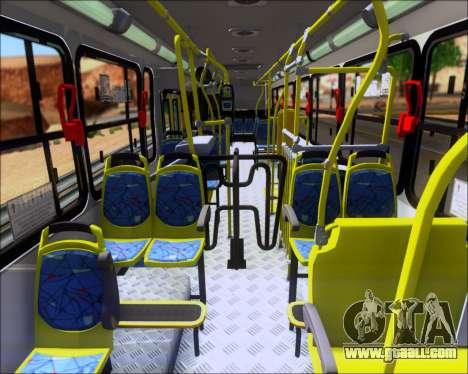 Marcopolo Torino 2007 - Volksbus 17-230 EOD for GTA San Andreas back view