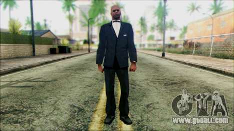 Bmyboun from Beta Version for GTA San Andreas