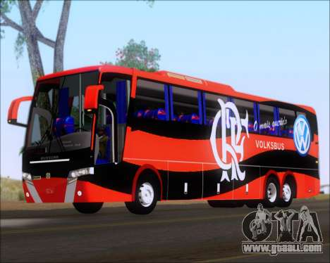 Busscar Elegance 360 C.R.F Flamengo for GTA San Andreas