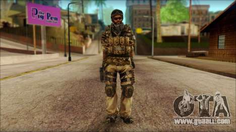 Veteran (AVA) v1 for GTA San Andreas