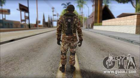 Soviet TD for GTA San Andreas second screenshot
