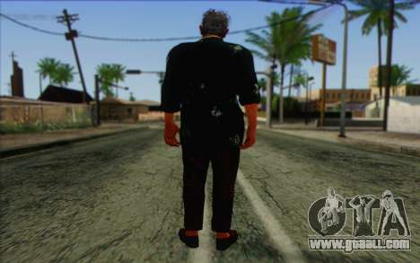 Dr. Alec Earnhardt for GTA San Andreas second screenshot