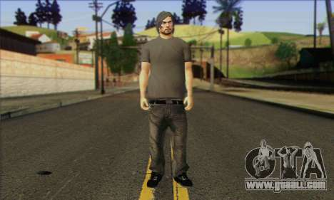Passer-by (STAFF) for GTA San Andreas